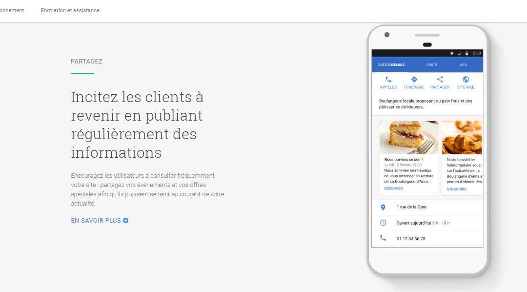 Google my business: Améliorer la visibilité de votre entreprise en 4 étapes simple