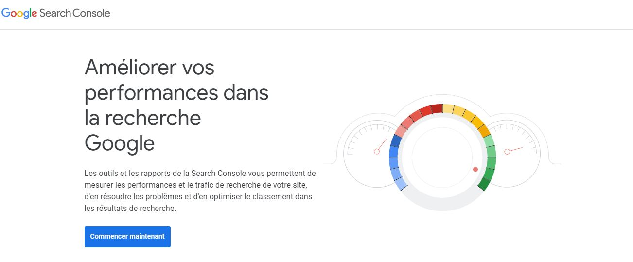 outil google search console